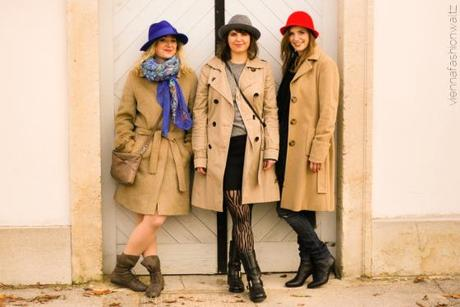 vienna fashion waltz blog - hut tut gut - hutlieblinge - schloss belvedere hat fedora (1)