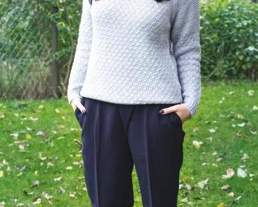 Cosy Pleated Pants Outfit