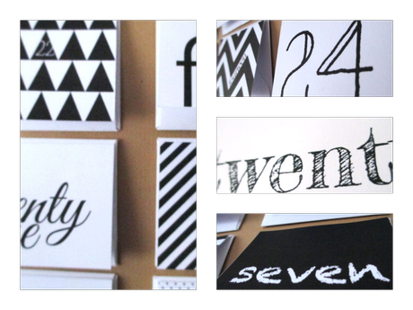 {DIY} Adventskalender 2014 Teil 1