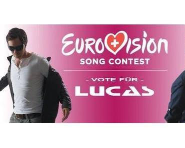 Insane - LUCAS for Eurovision Song Contest