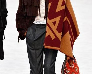 Ponchos und Blanket Scarves für Männer – Do or Don't?
