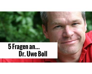 Fünf Fragen an... Uwe Boll