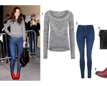 Katie Holmes Outfit