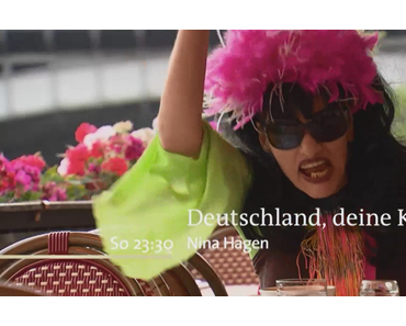TV-Tipp: Deutschland, deine Künstler – Nina Hagen