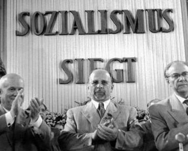 DDR UND BRD IM JAHR 1980