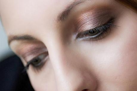 Nachgeschminkt: November 2014 - Smoky Glam Look
