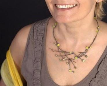Margit Grübl - Silberschmuck aus Art Clay