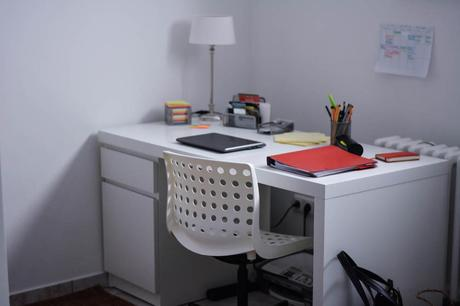 My new Home: Workspace photo