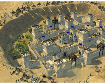 TEST: Stronghold Crusader II
