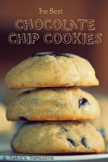 The Best Chocolate Chip Cookies ever.