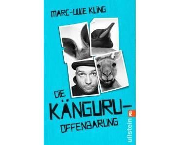 Die Känguru-Offenbarung von Marc-Uwe Kling