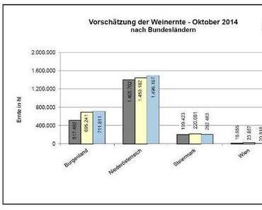 Österreichs Wein 2014 – das intensive Arbeitsjahr