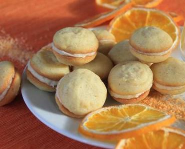 Vanille-Orangen-Plätzchen