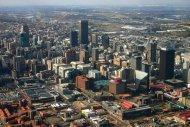 Zu Gast bei der Rosa-Luxemburg-Stiftung in Johannesburg