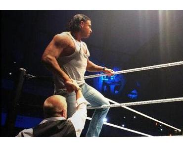 Tim Wieses Wrestling-Debüt bei der WWE in Frankfurt