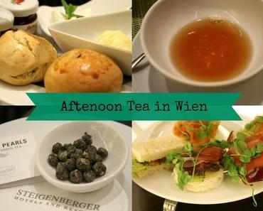{Food x Vienna} Afternoon Teatime in Wien