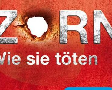 """[REZENSION] """"Zorn - Wie sie töten"""" (Band 4)"""