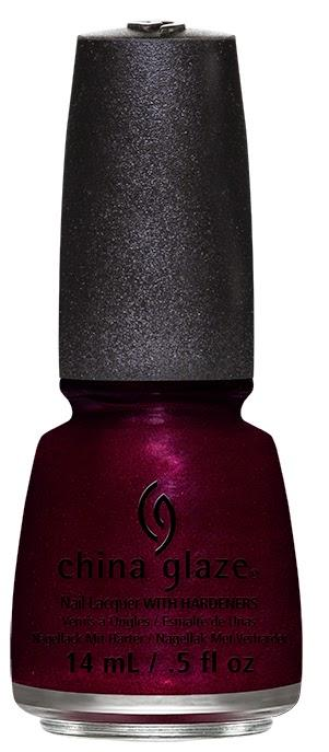 China Glaze - ALL ABOARD Kollektion