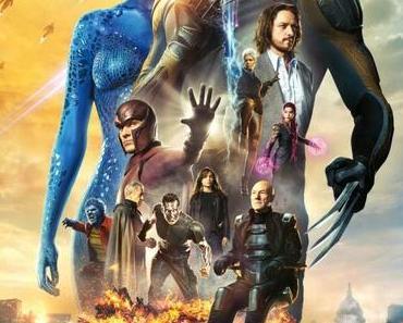 """Filmkritik: """"X-Men Zukunft ist Vergangenheit"""""""