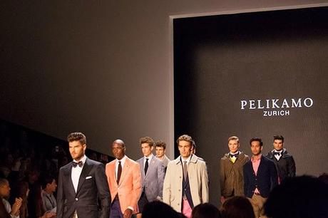 MERCEDES BENZ FASHION DAYS ZURICH - PART 1