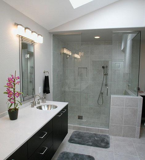 Design#5002067: Badezimmer Modern Gestalten U2013 Badezimmer Modern, Badezimmer  Dekoo