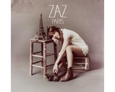 Zaz huldigt Paris, der Stadt des Lichts