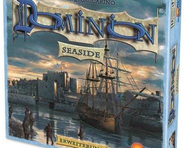Spielerezension - Dominion - Seaside