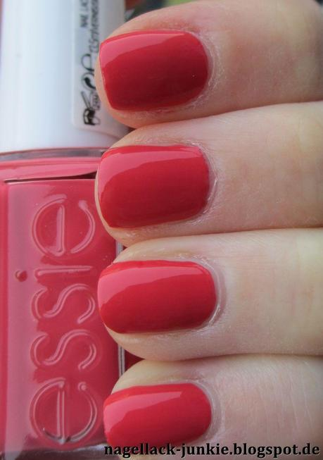 essie Bump Up The Pumps [Jiggle Hi, Jiggle Low]