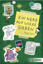 """[Rezension] """"Ein Nerd auf Wolke Sieben"""", Tanja Janz (Loewe)"""