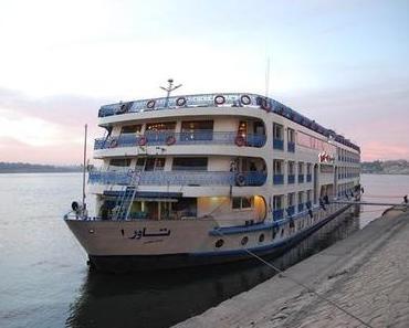 Impressionen einer Nilkreuzfahrt