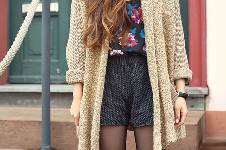 OUTFIT: That cosy cardigan!