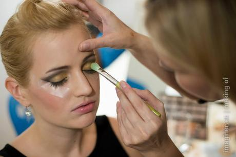 Backstage Make Up Artist Ausbildung Fq