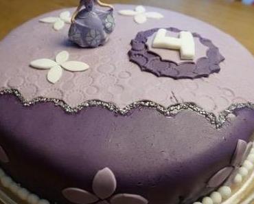 Geburtstagstorte Sophia die Erste