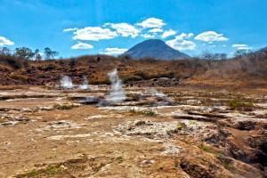 Das Vulkanfeld San Jacinto