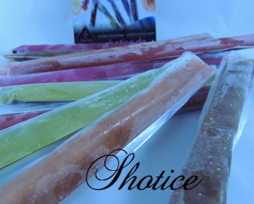 Eine coole Erfrischung auf jeder Party – Shotice