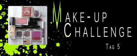 MAKE-UP CHALLENGE [TAG 5]