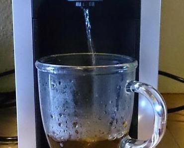 Heute im Test: Das Tealounge System von Teekanne