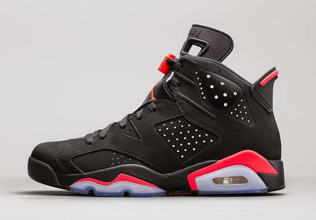 Reminder : Air Jordan VI Black/Infrared 2014