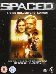 DVD-Cover Spaced