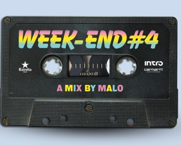 WEEK-END#4 (The 2014 Mixtape) Vol. 2