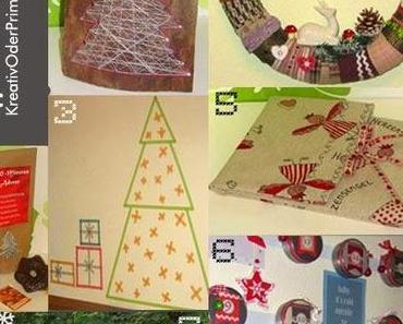 Rückblick: Weihnachtsprojekte 2012/2013