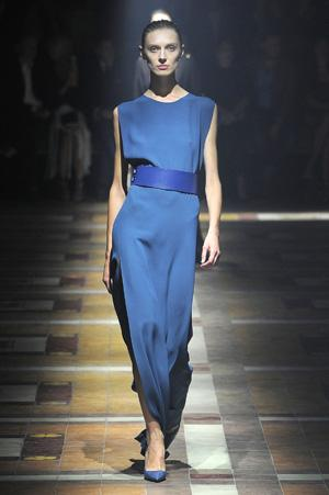 Fashion Week Paris Frühjahr-Sommer 2015 Lanvin