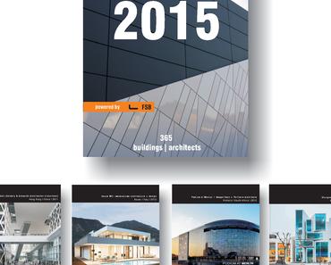 Architekturkalender ARCHIPENDIUM 2015