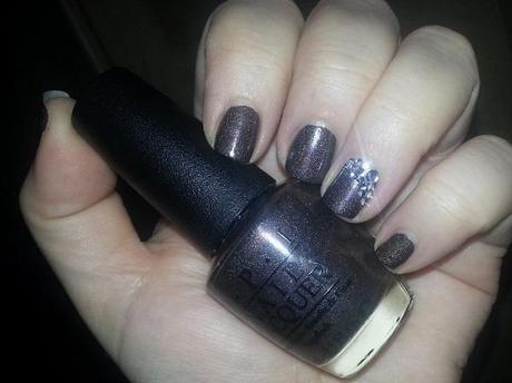 OPI - My Private Jet mit Bling Bling