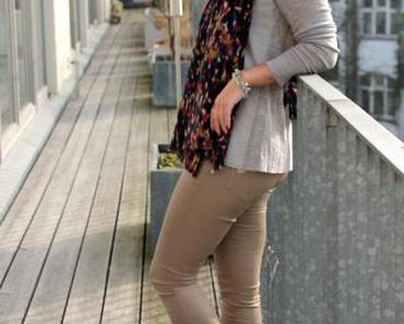 OUTFIT – THE SCARF & A COS LOVESTORY.