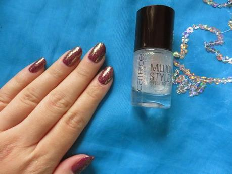 [NotD] Catrice Million Styles Effect Top Coat - 02 ¿Holo, Que Tal?