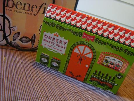 Benefit Cheeky Sweet Spot Box
