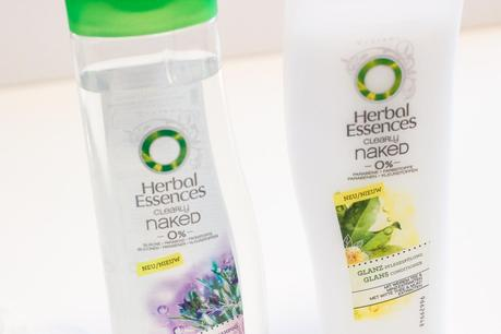 Beauty Talk: Herbal Essences - Clearly naked 0%