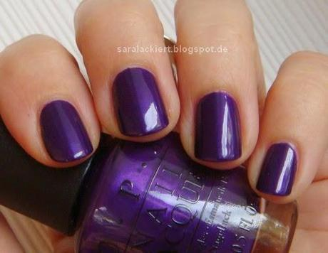 OPI - I Carol About You (matt)