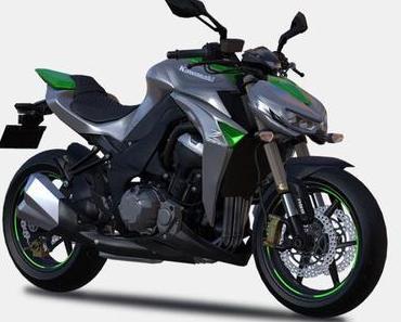 RIDE: Trailer zeigt erstes Naked Bike Modell 'Kawasaki Z1000′